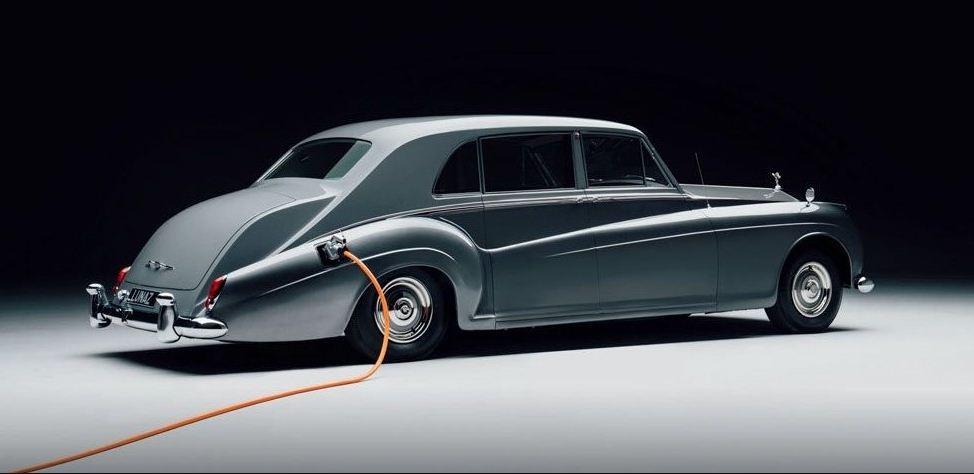 Lunaz ha creado los primeros Rolls-Royce eléctricos