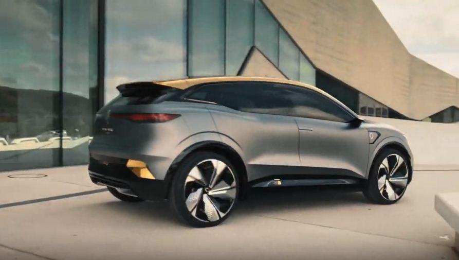 Con el Mégane eVision, Renault avanza cómo serán los eléctricos en su futuro más inmediato
