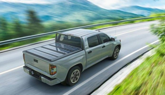 Worksport crea la cubierta definitiva para los futuros pick-up