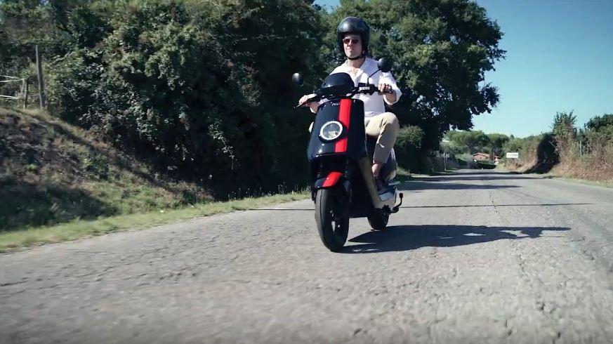 Estos son los modelos eléctricos que presenta la compañía de motos china NIU