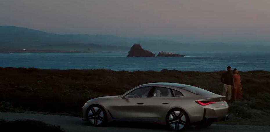 Los eléctricos de BMW suenan a Hollywood. Hans Zimmer crea el sonido del Concept i4
